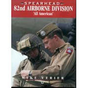 82nd Airborne Division by Mike Verier (Book)