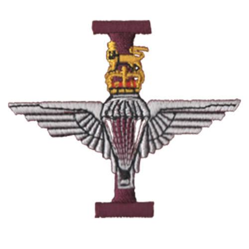 1 Para (Battalion Numerals)