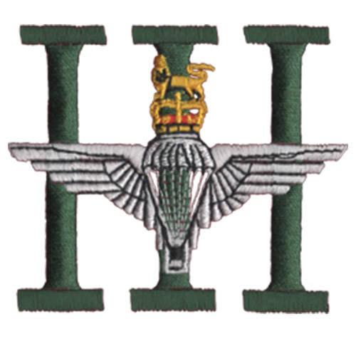 3 Para (Battalion Numerals)