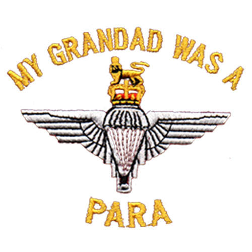 My Grandad Was A Para (Para)