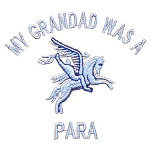 My Grandad Was A Para (Pegasus)