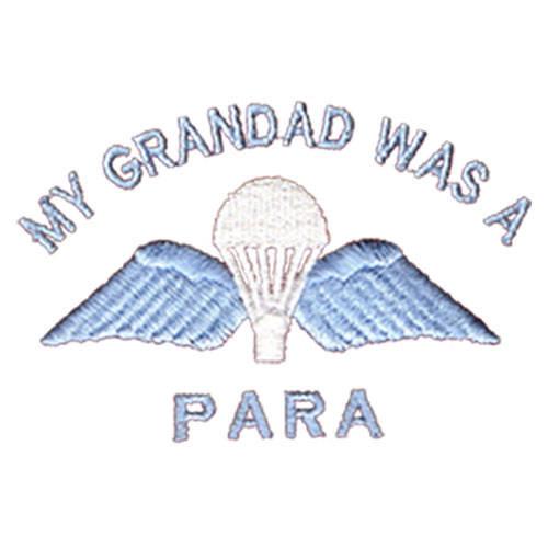 My Grandad Was A Para (Wings)