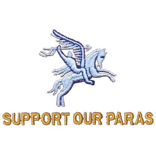 Support Our Paras (Pegasus)