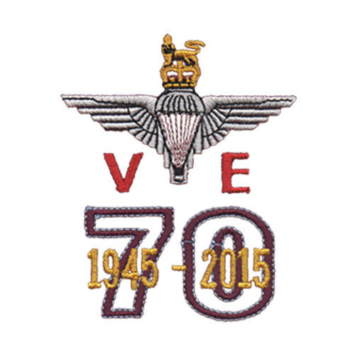 VE Day 70th (Para)