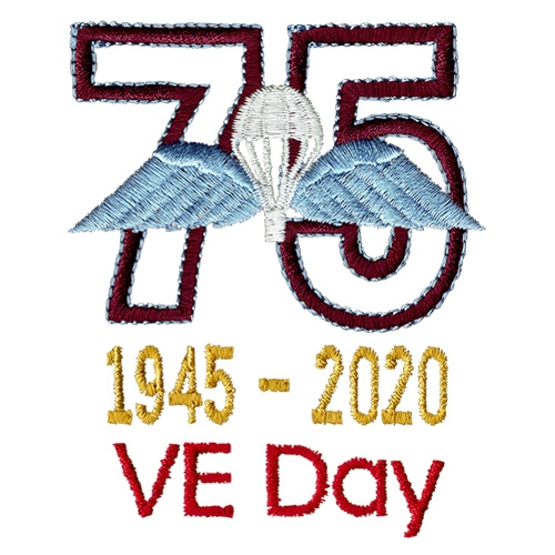 VE Day 75th (Jump Wings)