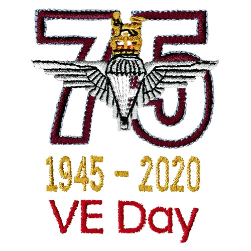 VE Day 75th (Para)
