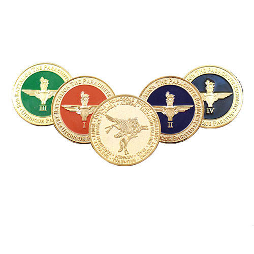 Challenge Coins & Miniature Medals