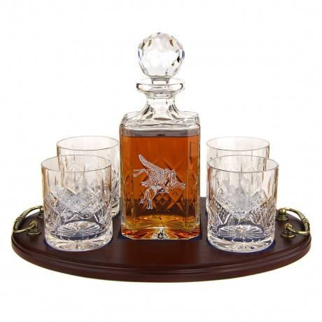 Presentation Glassware