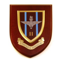Plaque - 2nd Battalion Para