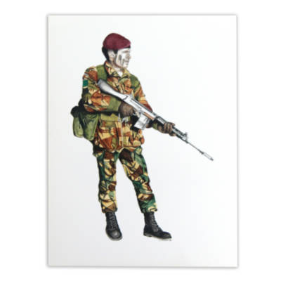 III Para by Craig Johnson (Print)