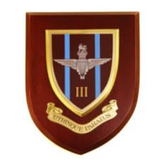 Plaque - 3rd Battalion Para