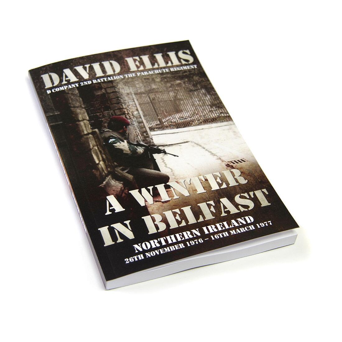 A Winter In Belfast by David Ellis (Book)