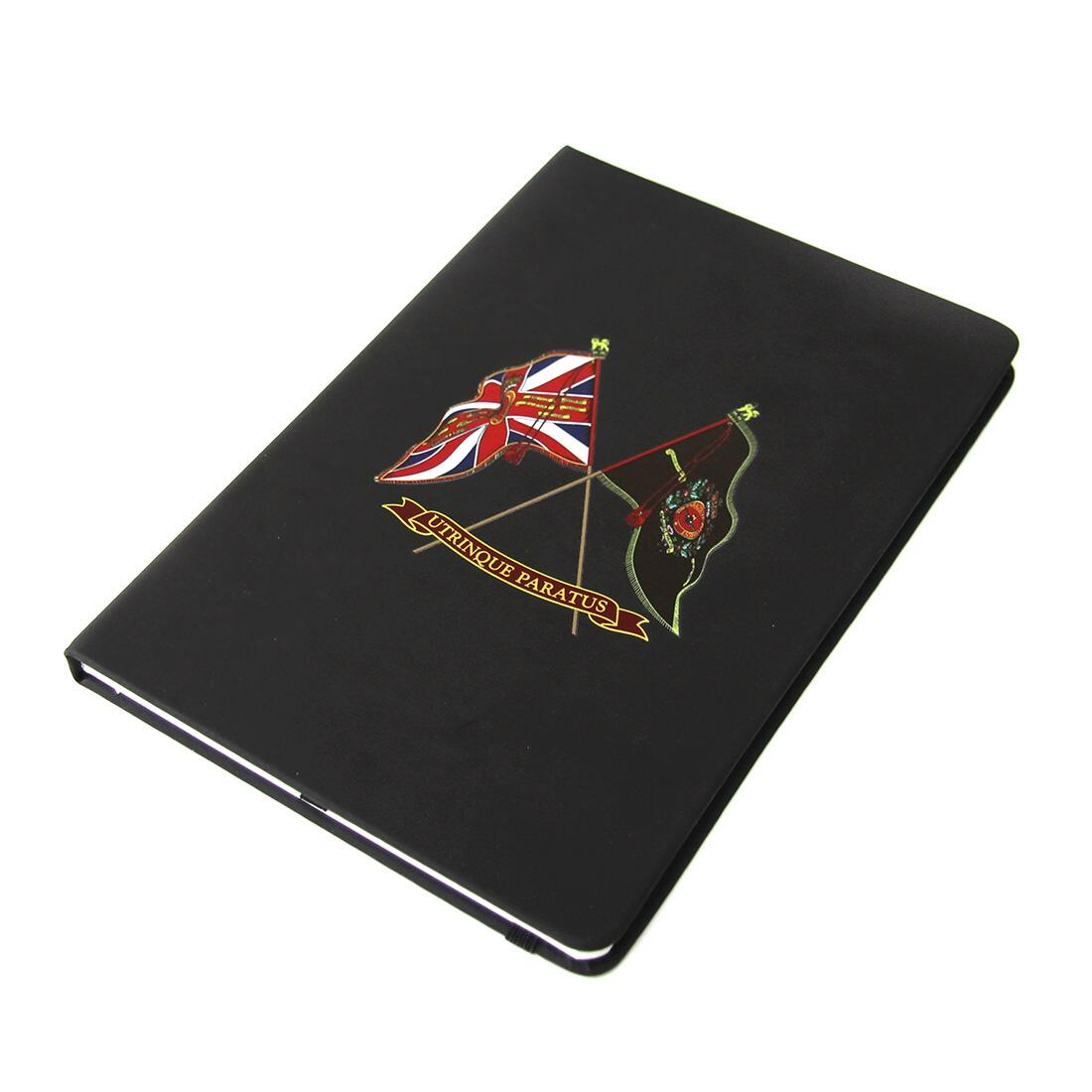 A5 Notebook - Presentation of Colours 2021