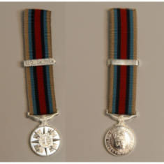 Afghanistan Operational Service Miniature Medal