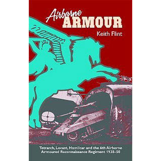 Airborne Armour by Keith Flint (Book)