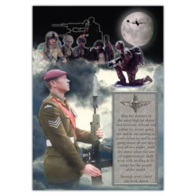 Airborne Prayer by Craig Johnson (Print)