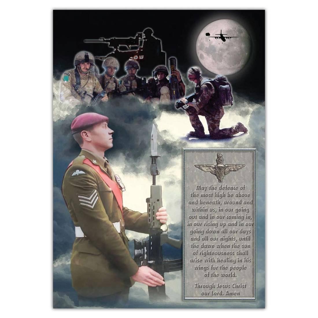 Airborne Prayer by Craig Johnson (Print)