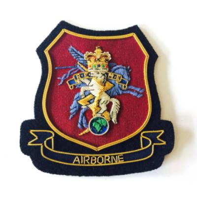 Airborne REME Blazer Badge