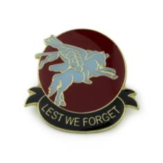 Airborne Remembrance Lapel Badge - Pegasus
