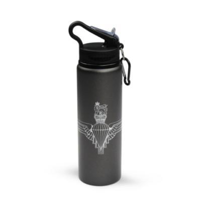 Aluminium Drinks Bottle (800ml) - Parachute Regiment