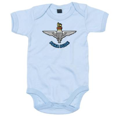Baby One-Piece - Blue - Para Dude
