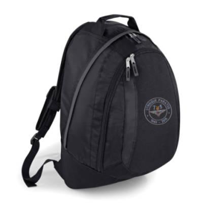 Backpack - Black - Airborne 75 (Para)