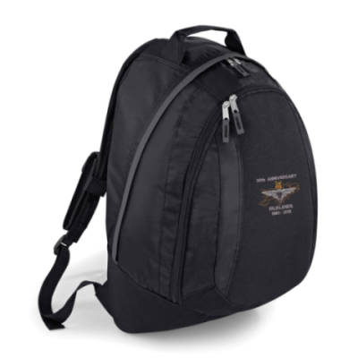 Backpack - Black - Falklands 30th