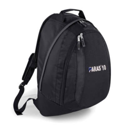 Backpack - Black - Paras 10