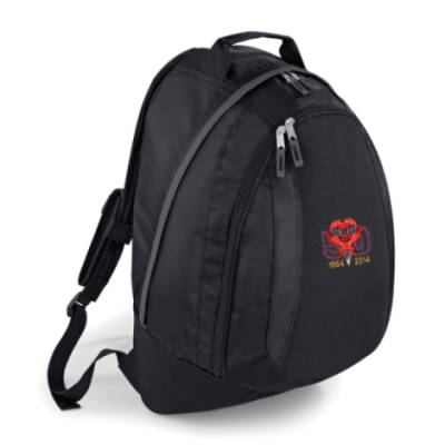 Backpack - Black - Red Devils 50th