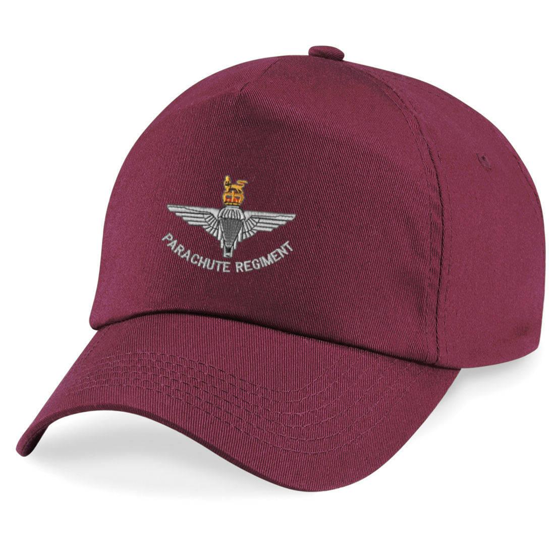 f17046816 Baseball Cap - The Airborne Shop