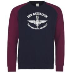 Two-Tone Sweatshirt - Battalion Print (1, 2, 3 or 4 Para)