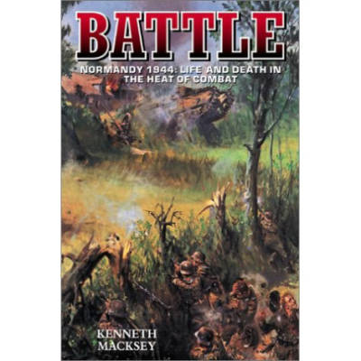 Battle by Kenneth Macksey (Book)