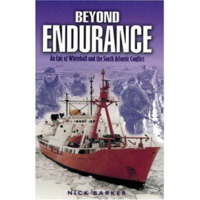 Beyond Endurance by Nicholas Barker (Book)