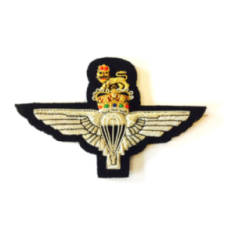 Parachute Regiment Blazer Badge (Small)