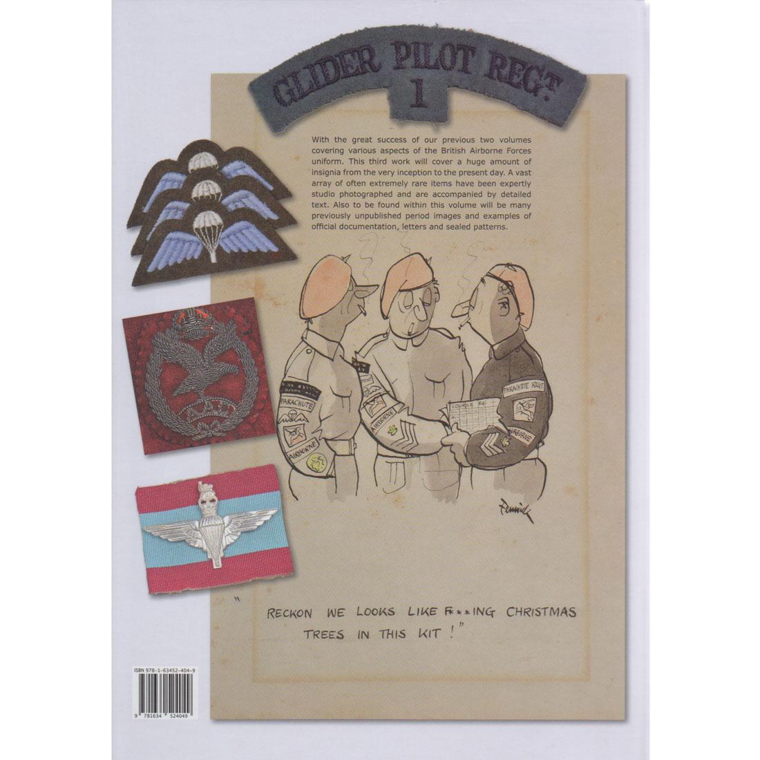 British Airborne Insignia by Oliver Lock (Book)