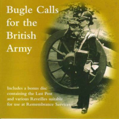 CD - Bugle Calls for the British Army