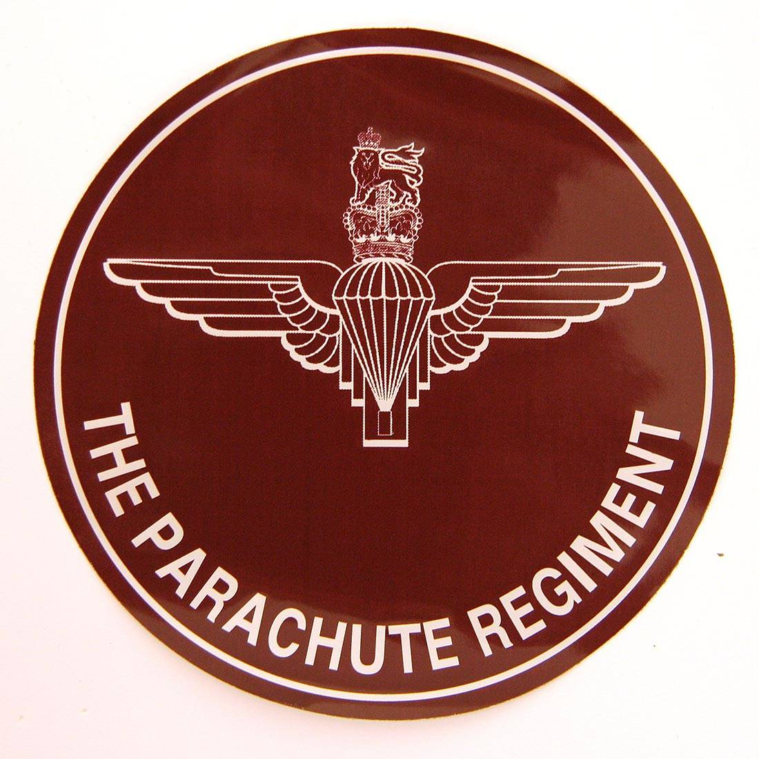 Car Sticker - Parachute Regiment or Pegasus