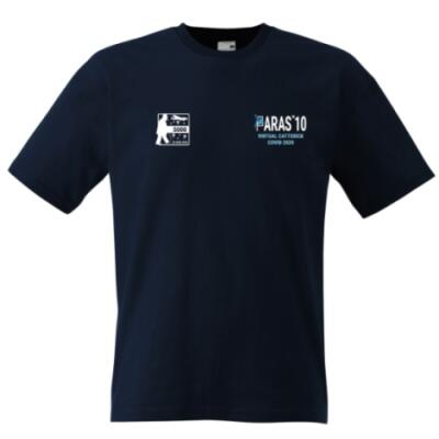 Paras' 10 Virtual Catterick Covid 2020 T-Shirt