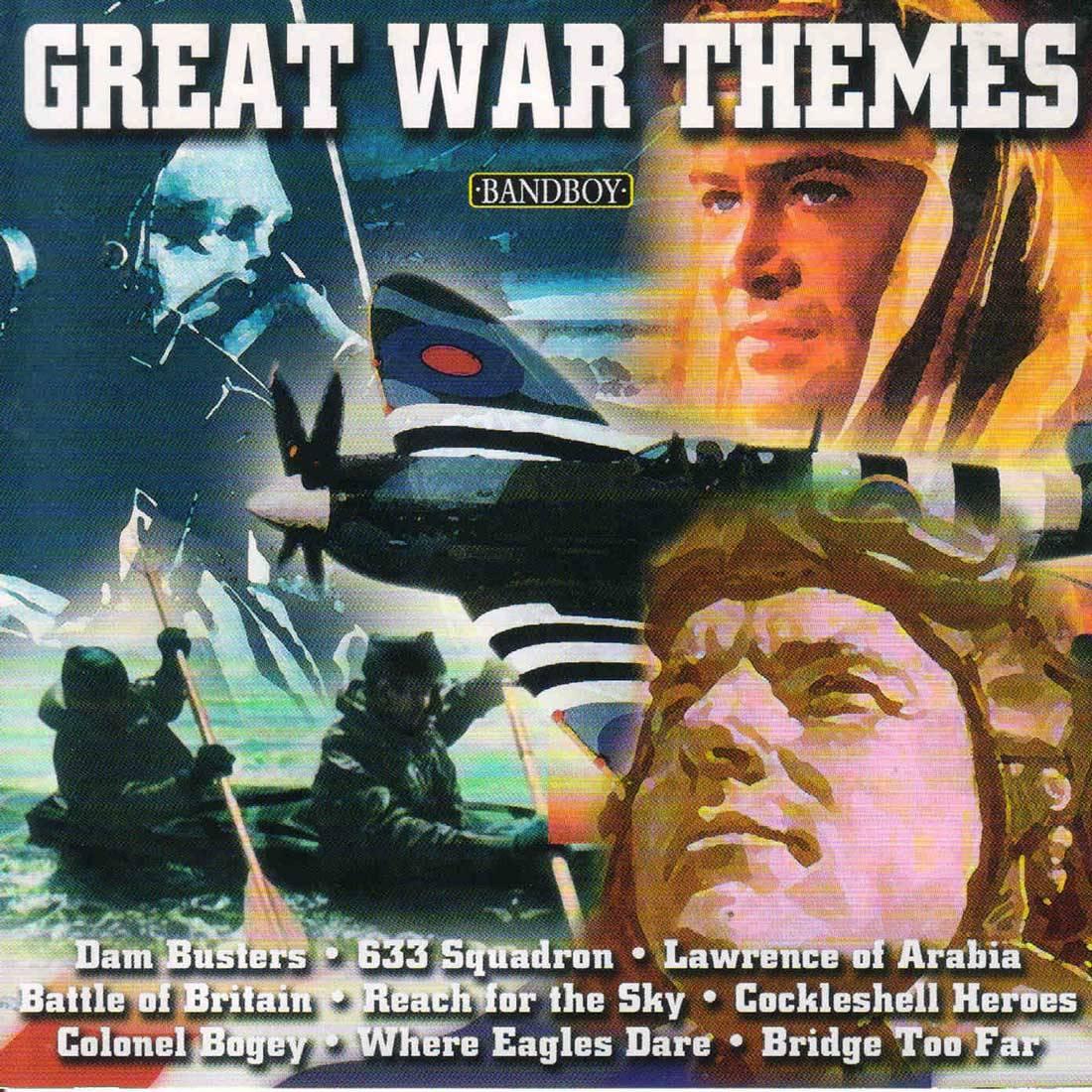 CD - Great War Themes