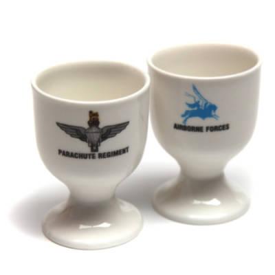 Ceramic Egg Cup - Para or Pegasus