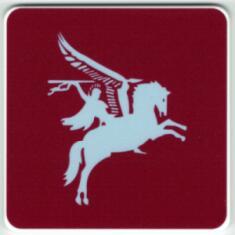 Maroon Coasters - Parachute Regiment or Pegasus