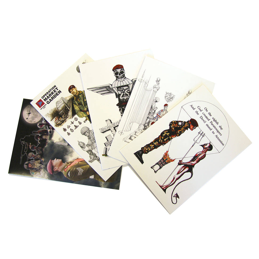 Craig Johnson Greetings Cards - Pack of 5