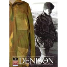 Denison (Smock) - British Airborne Specialist Clothing from WW2 to the Present Day by Bruce Wilson (Book)