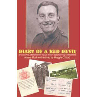 Diary Of A Red Devil By Albert Blockwell (Book)
