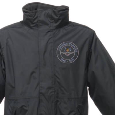 Weatherproof Jacket - Black - Airborne 75 (Para)