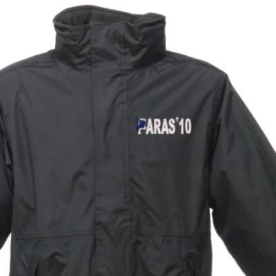 Weatherproof Jacket - Black - Paras 10