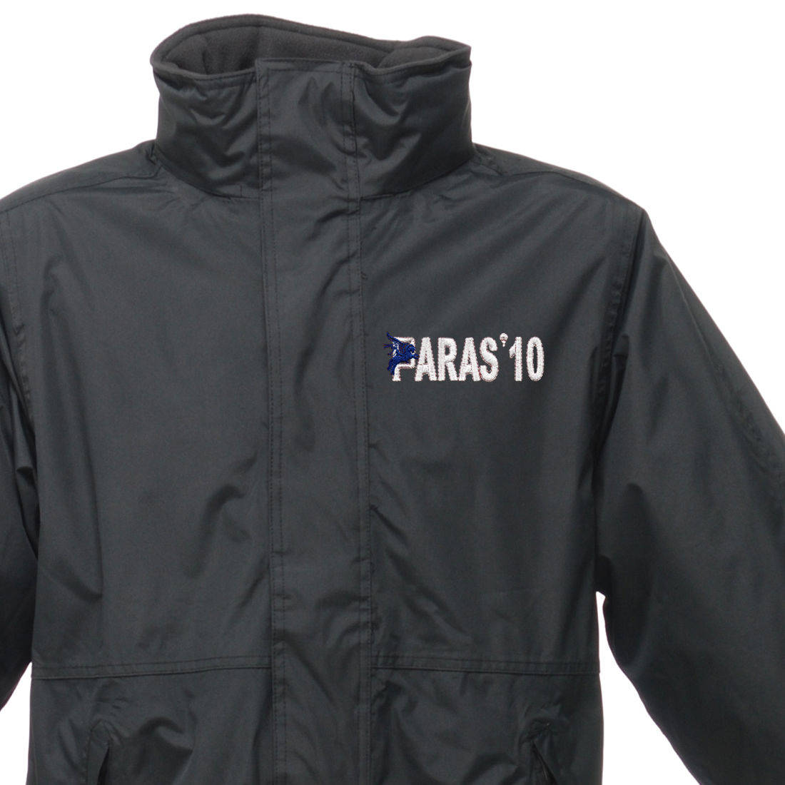Weatherproof Jacket - Black - Paras 10