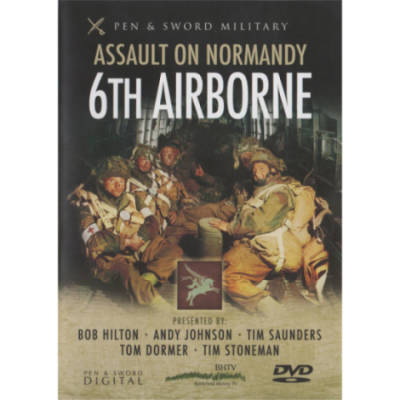 DVD - 6th Airborne: Assault on Normandy