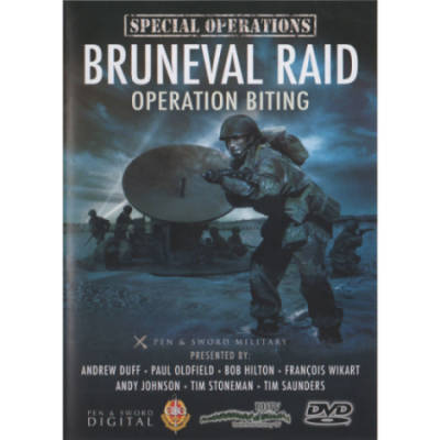 DVD - Bruneval Raid: Operation Biting