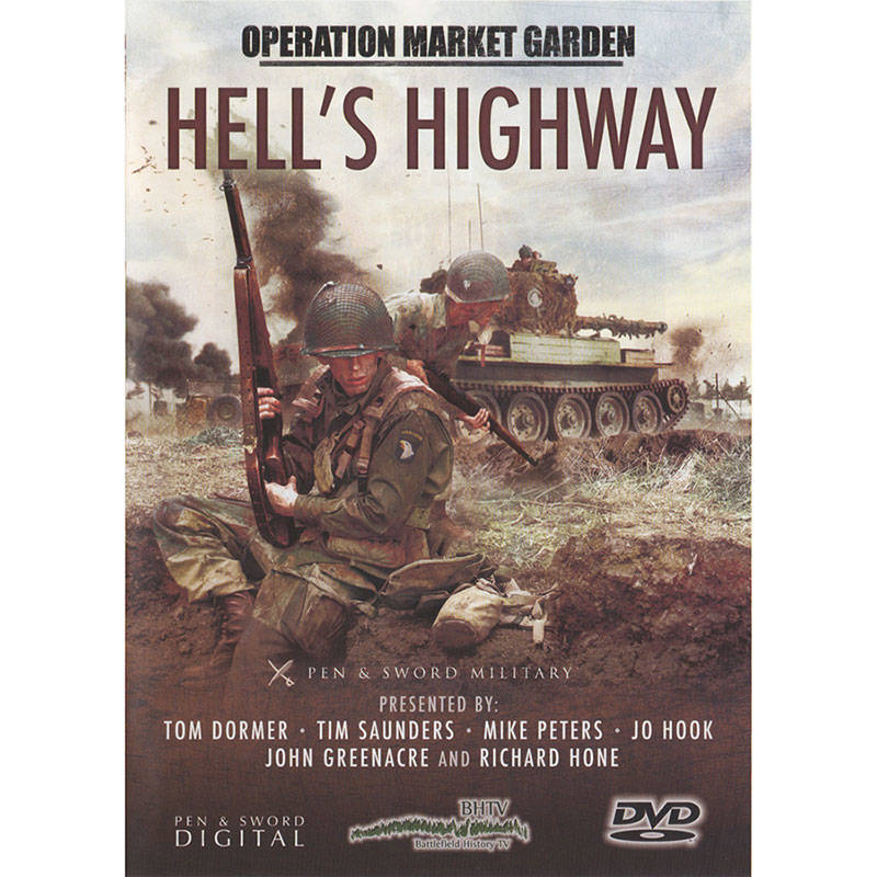 DVD - Hell's Highway (Operation Market Garden)